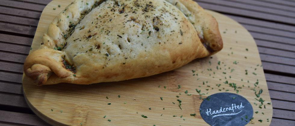 Proper Cornish Traditional Pasty (s&c)