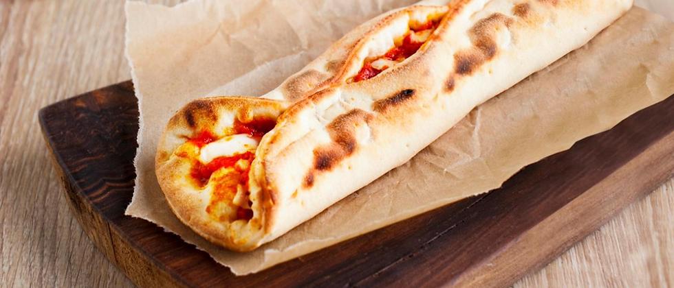 Margherita Italian Pizza Twist
