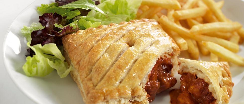 Chicken Tikka Slice