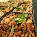 Gourmet Buffet Menu
