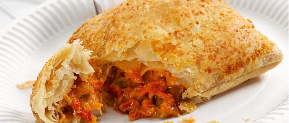 Tomato, Mozzarella & Basil Bake
