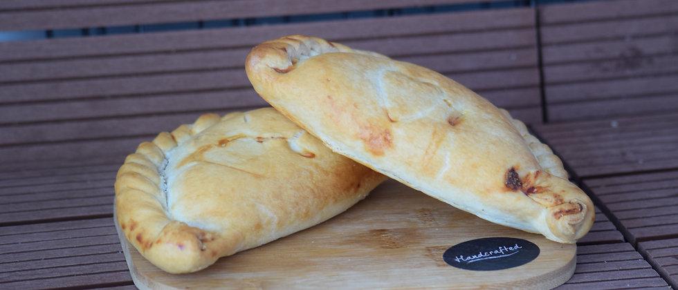 Proper Cornish Cheese and Onion Pasty (s&c)