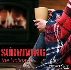 Suriviving the Holidays DivorceCare Square.jpg