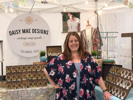 Great Gifts For Travel-Lovers: An Interview With Kristy Sickles of Daisy Mae Designs