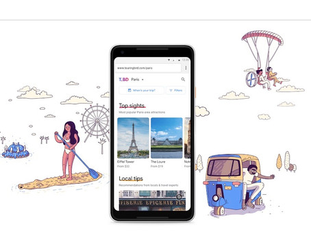 Travel: It's All About The Experience ~ And Google's New TOURING BIRD Travel Tool Is Here To Help!