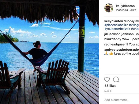 Kelly's 5 FAVE Travel Instagram Accounts (*right now)