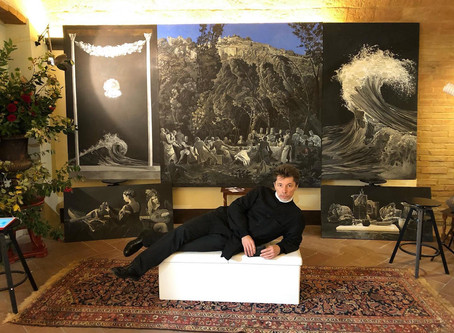 Genya Gritchin - One Painter, Many Platforms