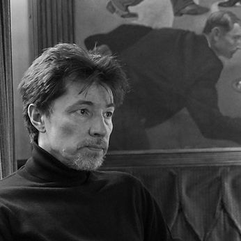 Genya Gritchin photo of artist