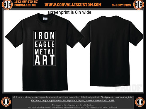 T Shirt. SM,MED,LG, XL,XXL