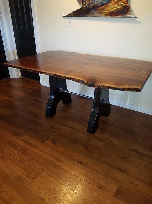Table leg set