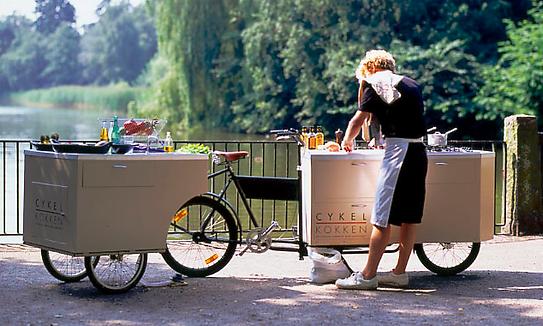 cykelkøkken bicyclekitchen