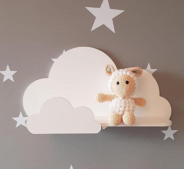 Cloud Shelf (4 Color)