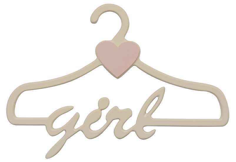 Wooden Hangers (for Girls and Boys)