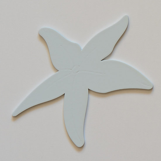 Wooden Starfish (7 color)