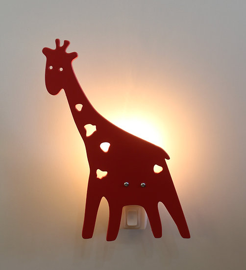 Giraffe Night Lamp