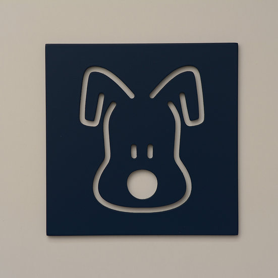 Dog Wall Decoration (9 color)