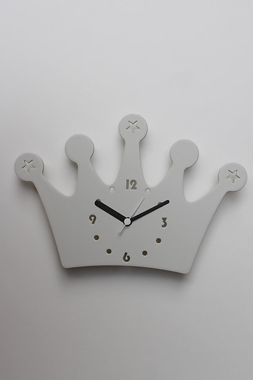 Crown Wall Clock