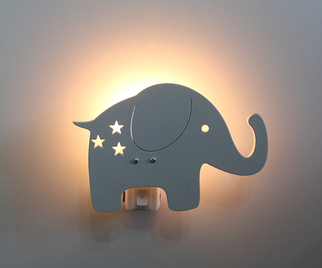 Elephant Night Lamp