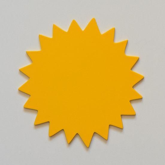 Wooden Sun (7 color)