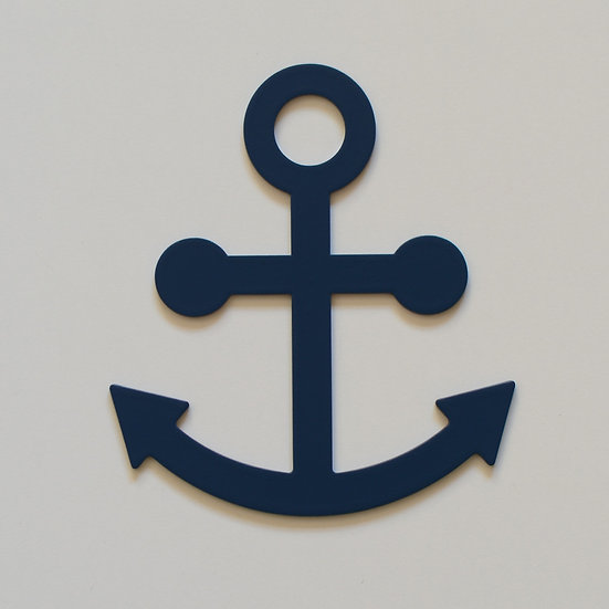 Wooden Anchor (7 color)
