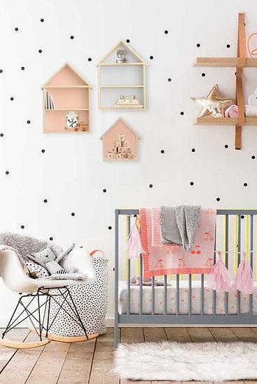 House Shelves (3 Size) (6 color)