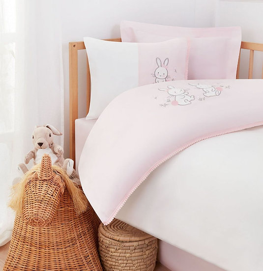 Baby Bedding Set / %100 Organic Cotton