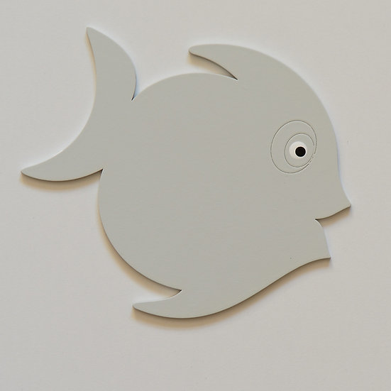 Wooden Fish (7 color)