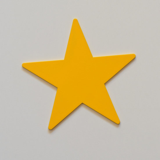 Wooden Star (7 color)