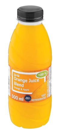 Orange Juice Blend
