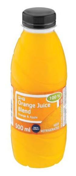 Orange Juice Blend