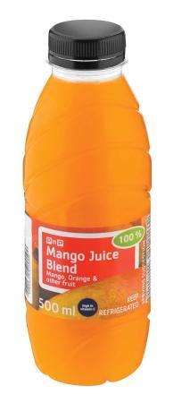 Mango Juice blend