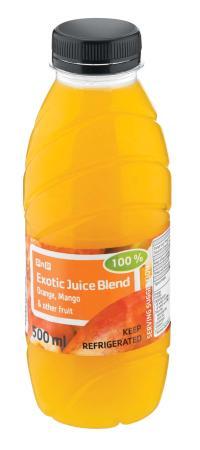 Exotic Juice Blend