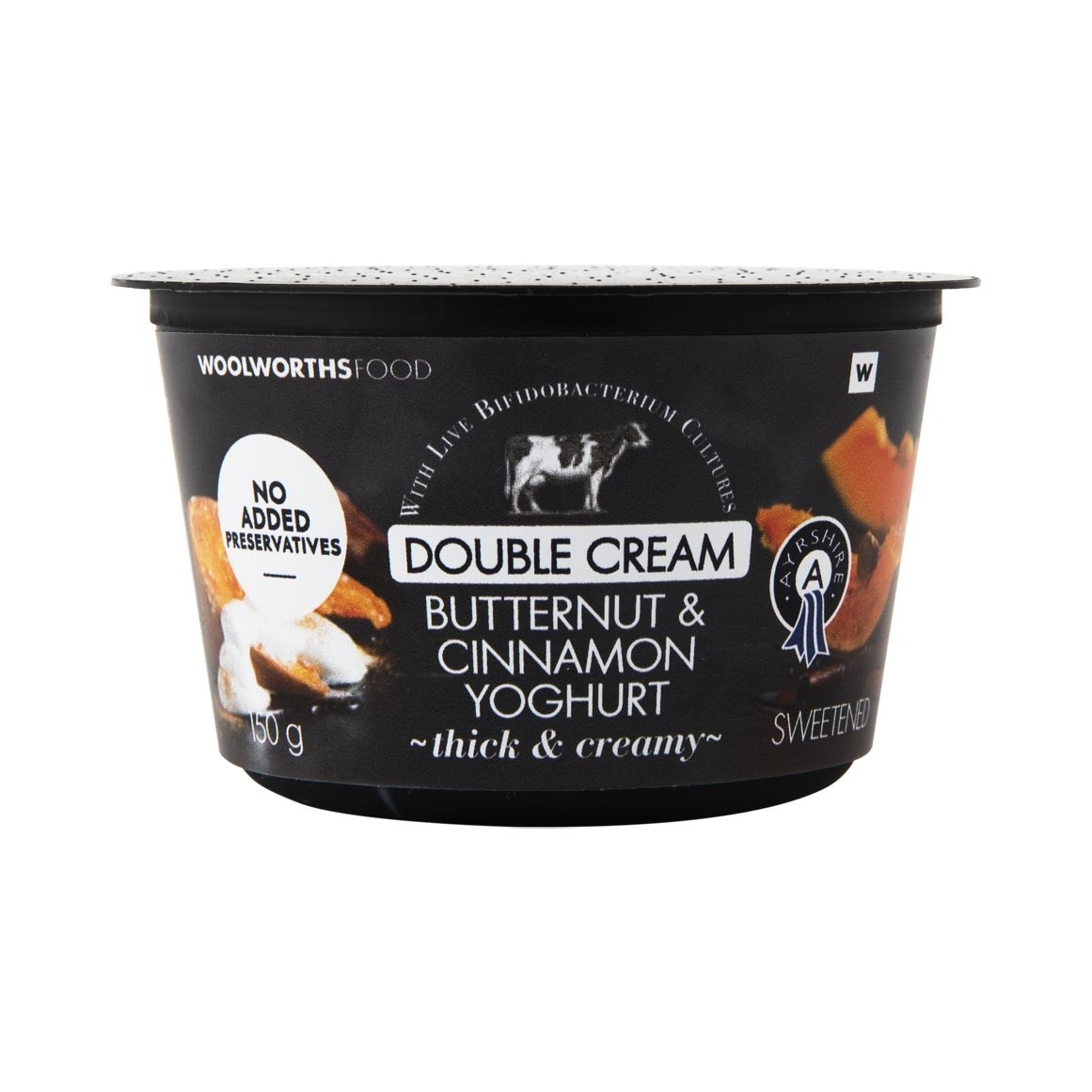 Double-Cream-Ayrshire-Butternut-Cinnamon-Yoghurt-150g-6009195999407