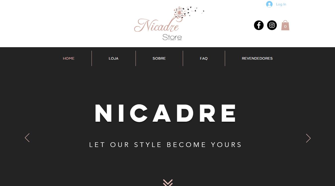 Nicadre Store
