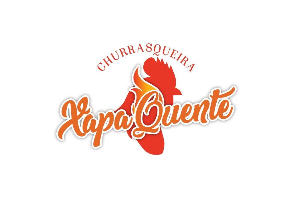 Logo - Xapa Quente Churrasqueira