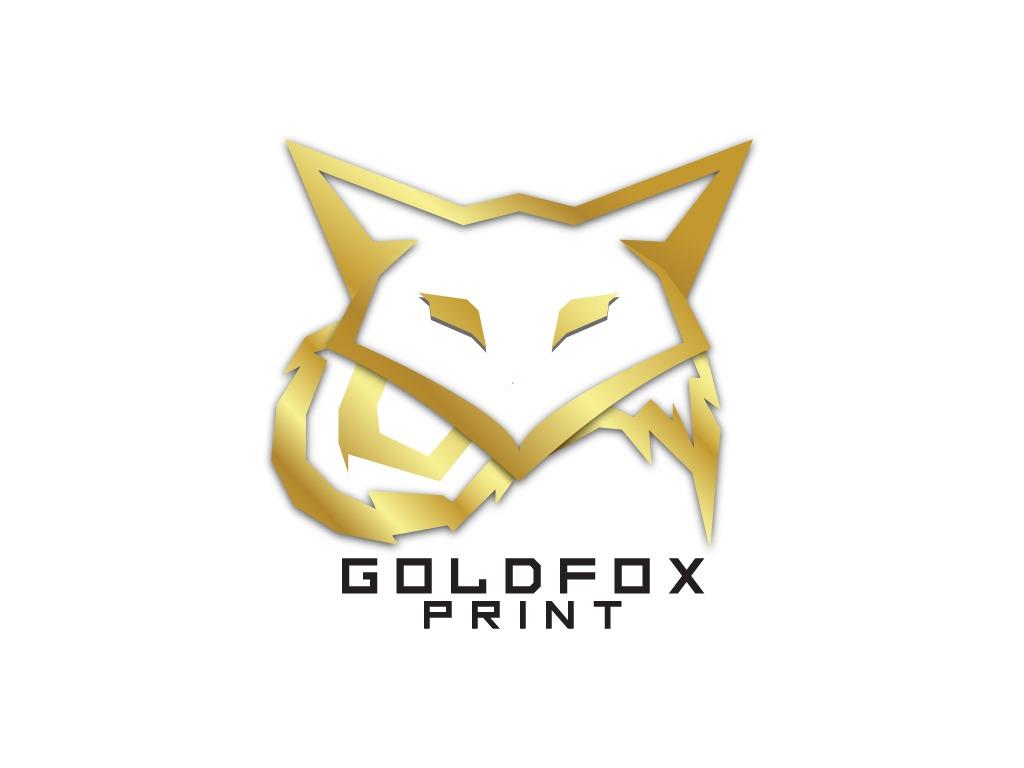 Logo - Golf Fox Print