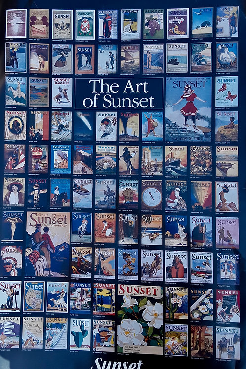 Art of Sunset - 1898 to 1998