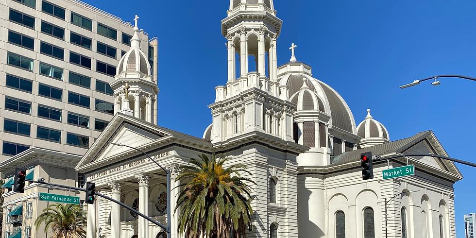 Market Street & West San Carlos Street Walking Tour
