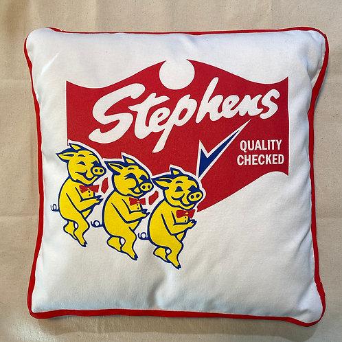 Dancing Pig Pillow