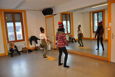 danse martigny