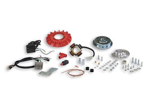Vespa Malossi Vespower 12v Electronic Kit 1.2kg smallframe 90 100 125 prim ET3