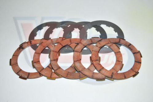 Lambretta Italian NEWFREN race compound 5 plate clutch corks & 1mm steels