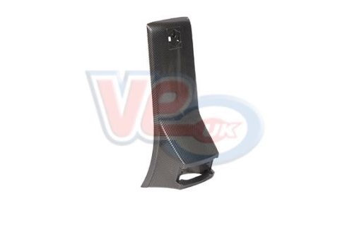 Vespa PX Carbon hydrographic Horncover fits all P models up to 1984
