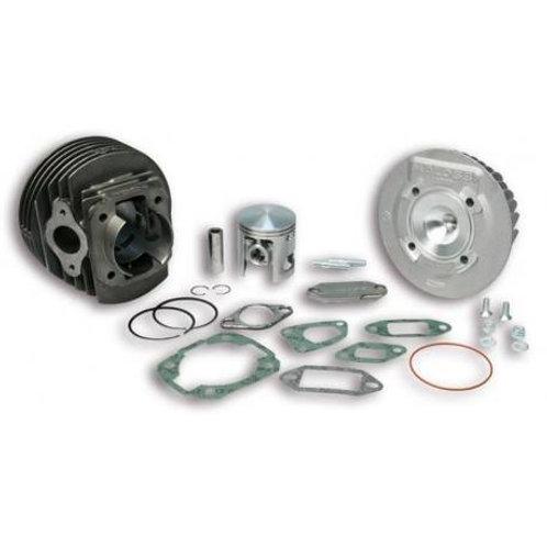Malossi 135cc smallframe Vespa cylinder kit 57,5mm 50 90 100 125 prim PK
