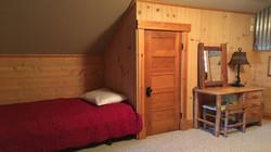 ranch house bedroom single