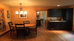 ranch house diningroom