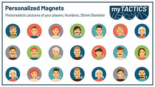 Magnete personalisiert