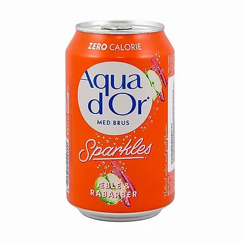 Aqua d'Or Apple & Rabarber