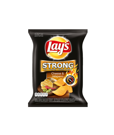 Lay's - Cheese & Jalapeno