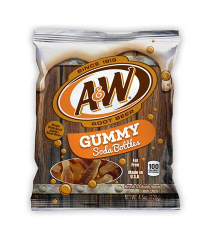Gummy - A&W Root Beer
